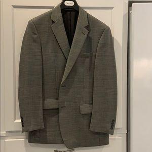 Calvin Klein Gray Sport Coat